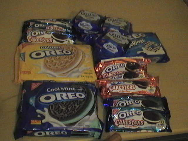 I Love Oreos A British Boy And An American Biscuit