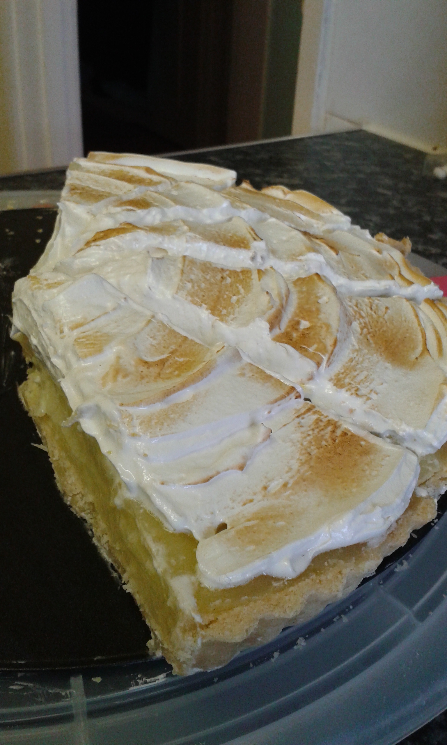 Lemon & Lime Meringue pie with Italian Meringue – adampastryguy